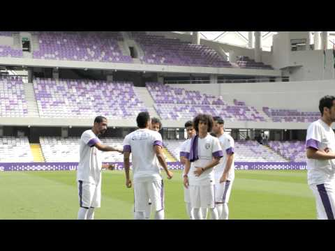 Video: Al Ain's new Hazza Bin Zayed football stadium