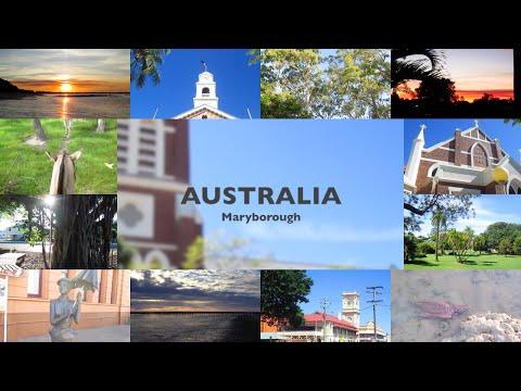 MARYBOROUGH- Australia - maryborough