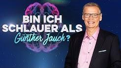 Bin ich schlauer als Günther Jauch? Fr. 15.11.19 | 20:15 Uhr live bei RTL und online bei TVNOW