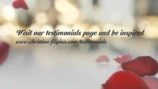 Free Online Filipino Dating Site(https://www.christianfilipina.com is designed to connect people with similar values. Whether they are living in the Philippines, America or anywhere in the world., 2013-01-14T20:57:42.000Z)
