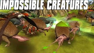 Impossible Creatures - Customizable Animal Armies