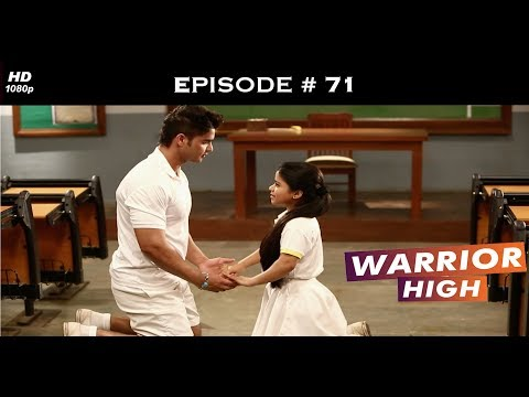 Warrior High - Episode 71 - Neeti confesses her love for Charlie
