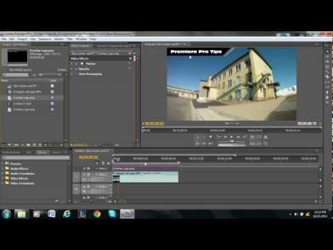Overlays in Adobe Premiere Pro