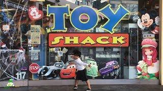 Las Vegas TOY SHACK Toy Hunt DISNEY CARS TOYS HOT WHEELS Vintage Diecast Cars Toy Hunt