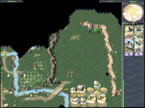 Command & Conquer / GDI Campaign - Mission 8(EB) - Slovakia