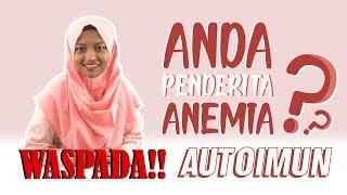 Anamnesis penyakit sistem hematoimunologi (Anemia Hemolitik).