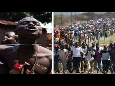 Christians Slaughter Muslims In Africa, MASS Ethnic Cleansing Media Silence