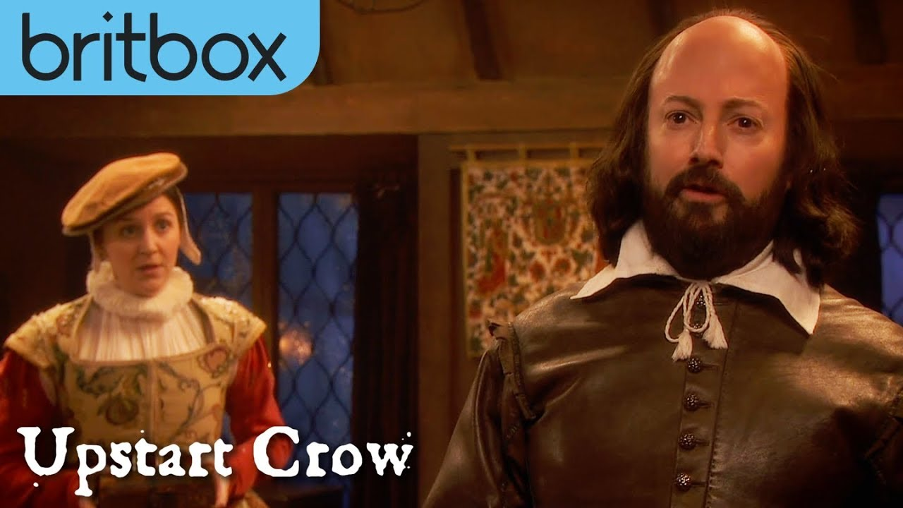 what elizabethan writer called shakespeare an upstart crow