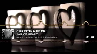 Christina Perri - Jar Of Hearts , Cover (Alexamin Remix)