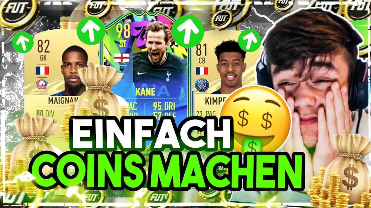 FIFA 21: EINFACHER COINS MACHEN GEHT NICHT!!🔥😍 TRADING TIPPS ✅ FIFA 21 Trading Tipps