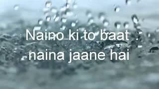 Naino Ki Jo Baat Naina Jane Hai | Best heart touching whatsapp status video