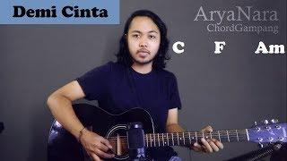 [3.67 MB] Chord Gampang (Demi Cinta - Krispatih) by Arya Nara (Tutorial Gitar) Untuk Pemula