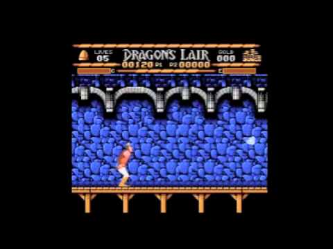 34 Days of Crappy Games - Dragon's Lair
