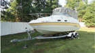 [unavailable] Used 2003 Stingray 240 Cs -aft Cabin In Parsippany, New Jersey