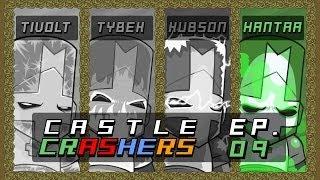 Czterech jeźdźców lag-okalipsy - Castle Crashers Co-op - ep.9 - FINAL - Samotny koniec wyprawy