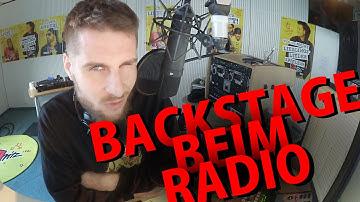 Backstage bei Radio Fritz - Follow Me Around