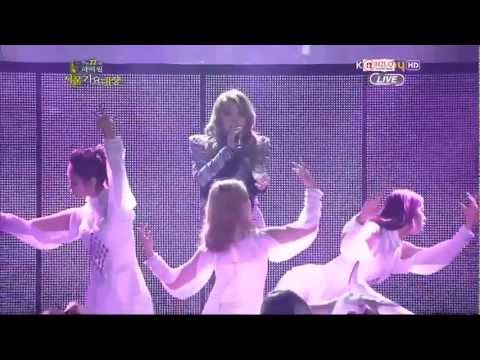 Ailee - Heaven - The 22nd Seoul Music Award (130131)