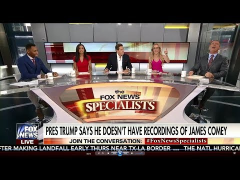 06-22-17 Kat Timpf on The Fox News Specialists - Complete, Uncut Show