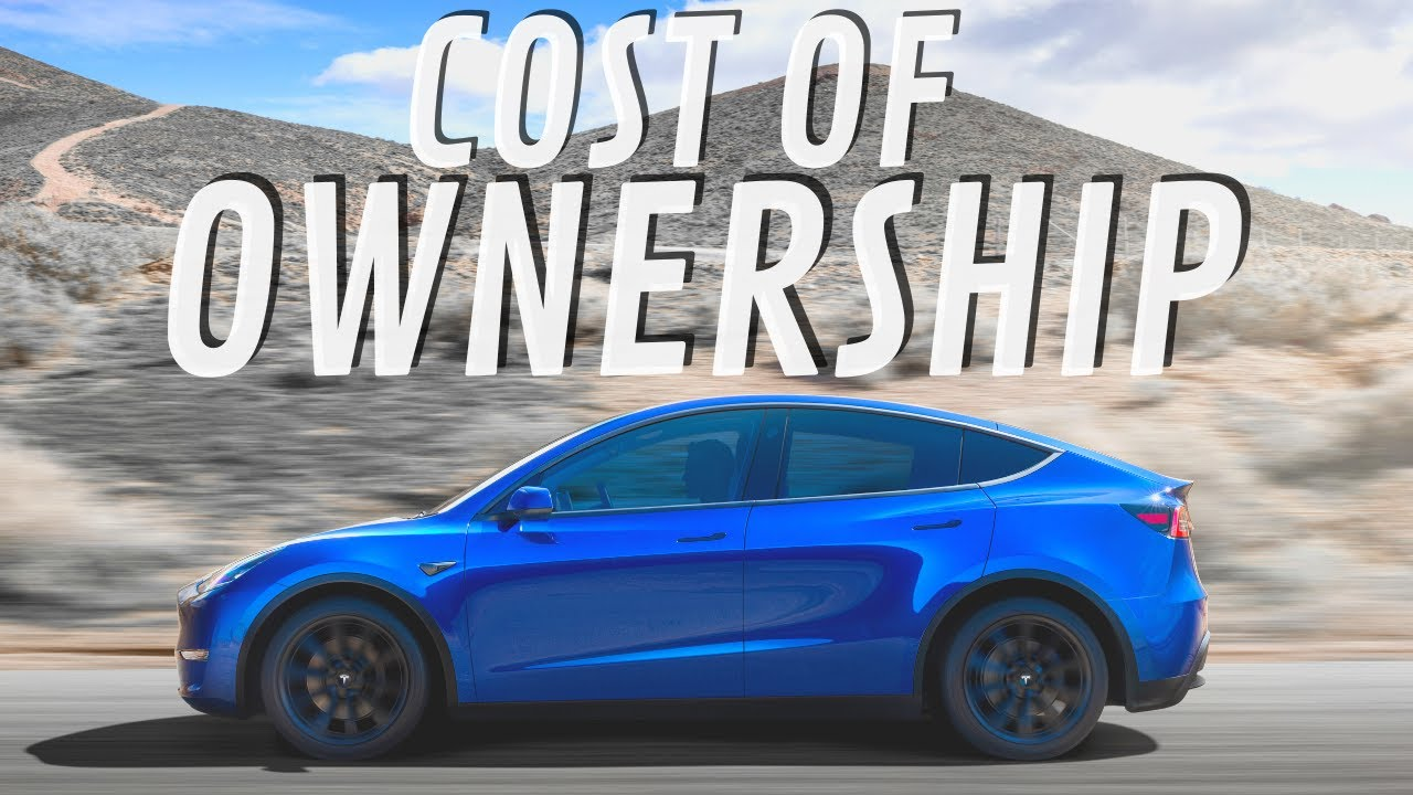 Model Y Cost Of Ownership Here S How Much The Tesla Model Y