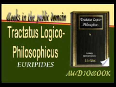 Tractatus Logico Philosophicus Audiobook Ludwig WITTGENSTEIN