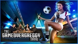 Girlfriend Porn, World Cup, and a Mystery Box - The GameOverGreggy Show Ep. 30