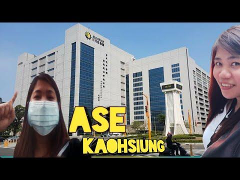ASE Company: Advanced Semiconductor Engineering INC. | @Kaohsiung Taiwan