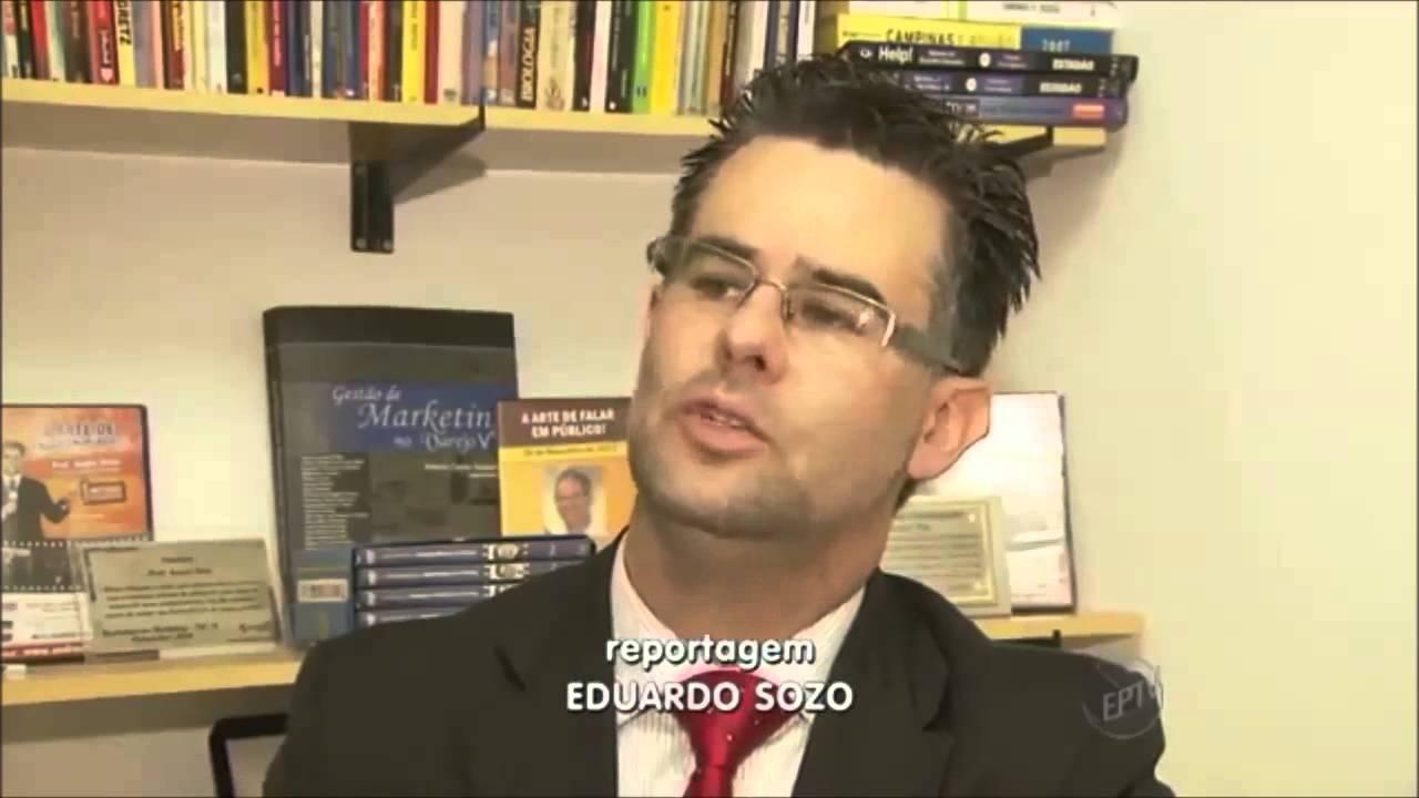 Dicas De Oratória Do Palestrante De Vendas E Motivação André Ortiz Tv Globo Eptv Campinas Sp