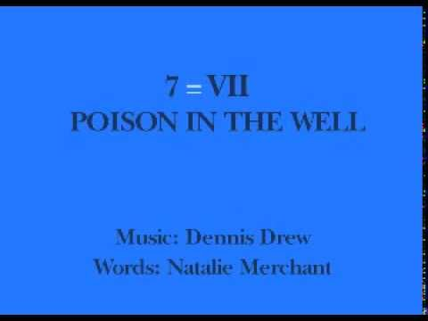 10,000 Maniacs - Blind Man's Zoo - 07 Poison in the Well