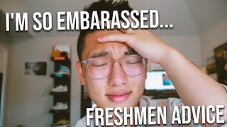 8 Things I Wish I Knew Before College | Freshmen Advice