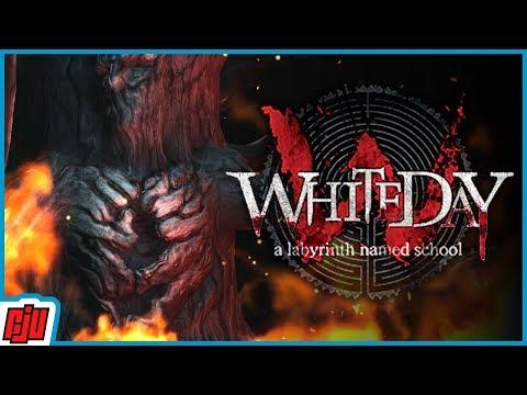 White Day Part 2   Korean Horror Game   PC Gameplay Walkthrough