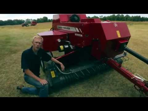 1840 Inline Small Square Baler