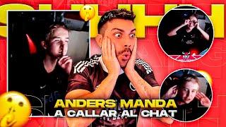 ANDERS VEJRGANG (420-0) MANDA CALLAR AL CHAT 😡 (ME SALE MI MEJOR ROJITO DE FIFA 21)