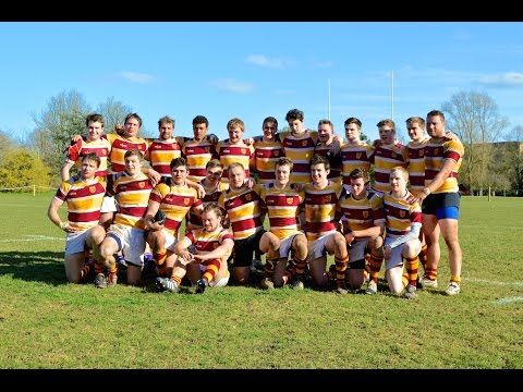 Rugby Cuppers Semi-Final: Teddy Hall Vs New College