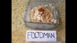 Салат «Морское царство»: рецепт от Foodman.club