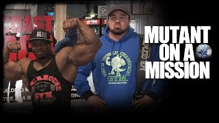 Bev Francis Powerhouse Gym - Mutant On A Mission w/Big Ron Partlow (feat. KEVIN ENGLISH!)