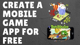 How to Create a Mobile Game App | FREE | Hindi | Kaise Help