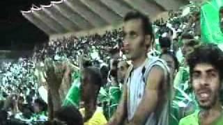 جمهور الأهلي السعودي مجانين خاص أبو درر flv