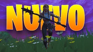 *NUEVA* SKIN [AURA] con squad random FORTNITE: Battle Royal