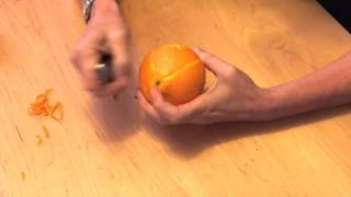 How to make Holiday Pomanders