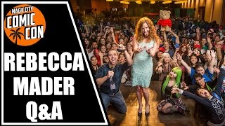 Rebecca Mader Q&A at Magic City Comic Con 2015