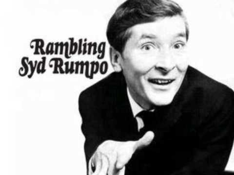 KENNETH WILLIAMS as RAMBLING SYD RUMPO - In Concert Part 1 - 1967 45rpm