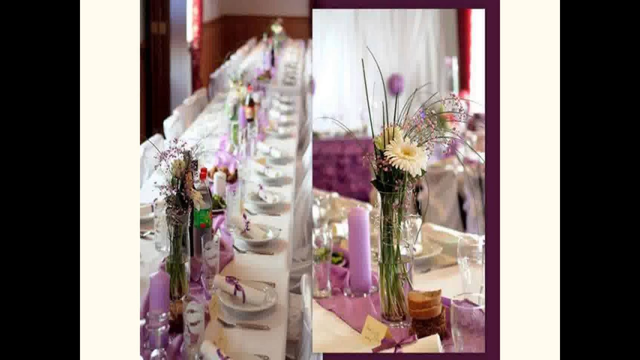 New wedding venue decoration ideas youtube for Wedding venue decoration ideas pictures