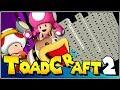 El gran faro!!! | 24 | ToadCraft 2 (Super Mario Minecraft - Switch)