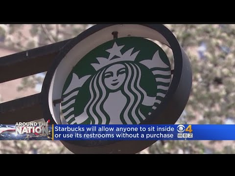 Starbucks: Under New Policy, No Purchase Necessary To Sit In Cafes