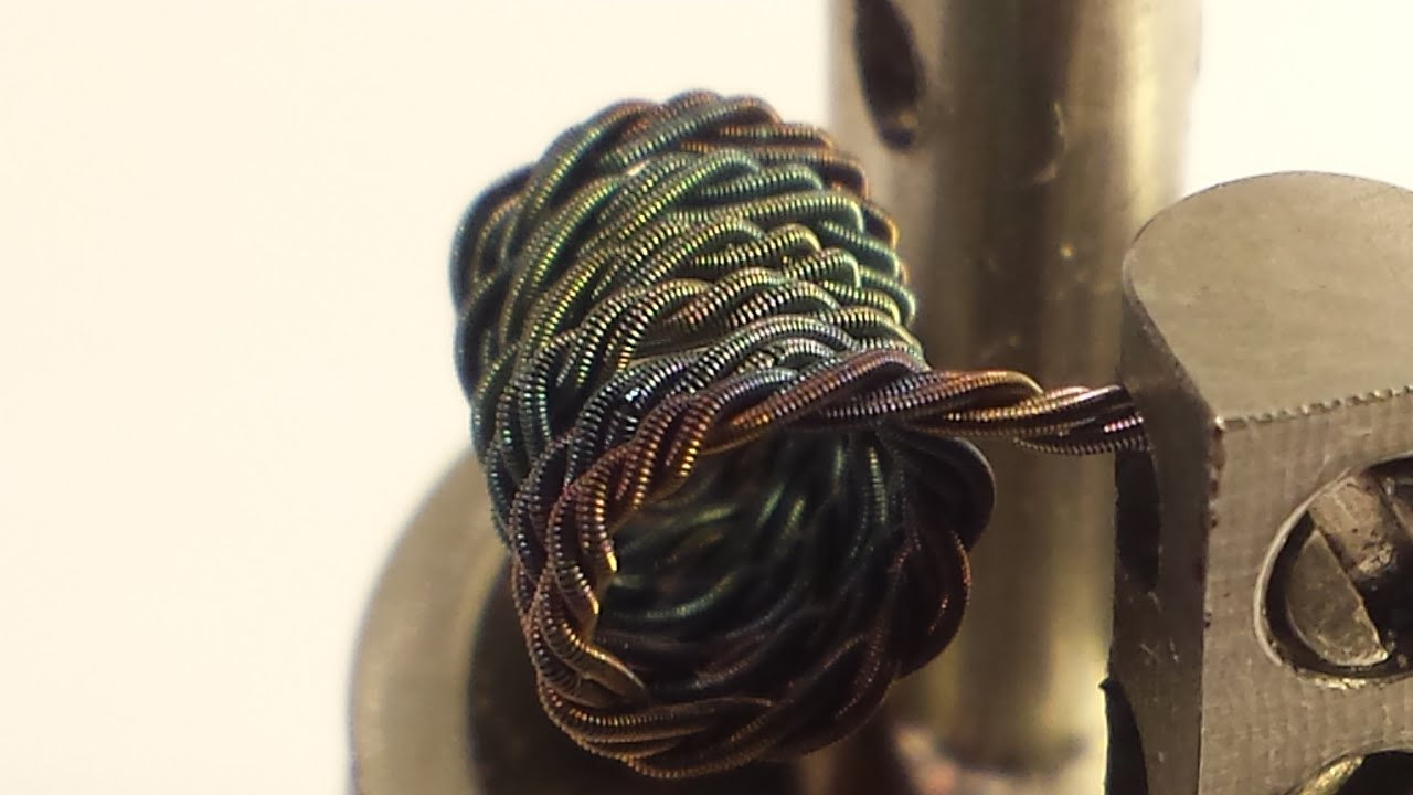 how to make clapton coils