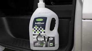 Як поповнити для AdBlue | Рено автомобілі