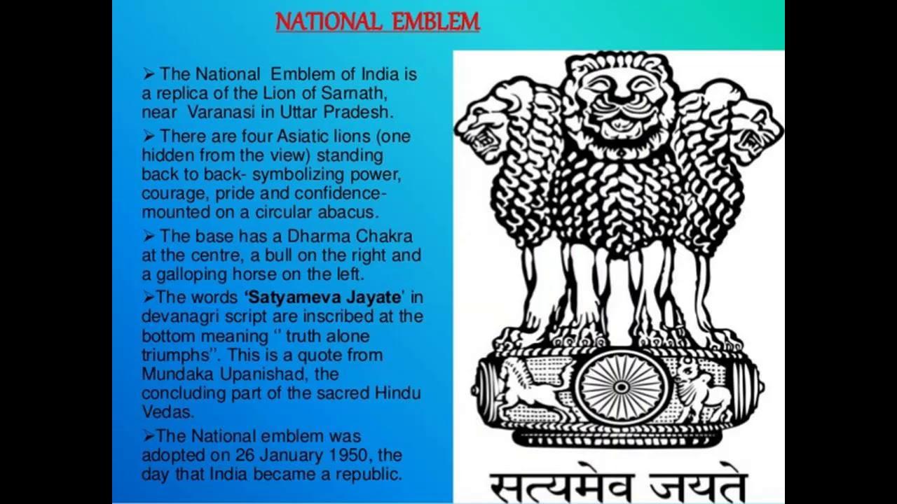 National Symbols - YouTube
