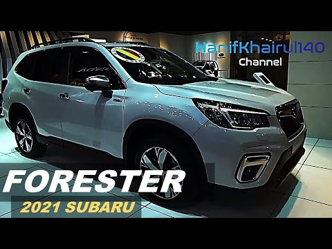2021 Subaru Forester All New Bigger And Better Suv Model In Next Year Youtube