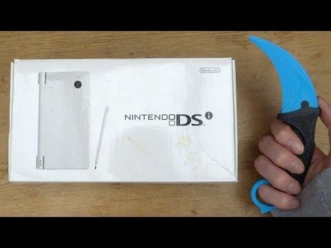 Unboxing $20 Nintendo DSi From eBay!