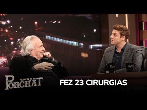 João Carlos Martins Explica Como Enfrentou 23 Cirurgias